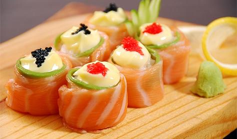 kasualkool sushi vitaminas da beleza
