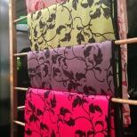 écharpes de seda