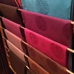 écharpes de lã
